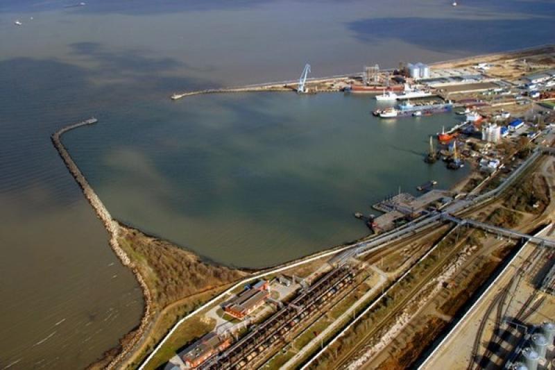 Грузоперевозки в Тамань и порт Кавказ
