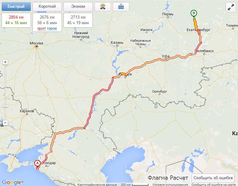 грузоперевозки Новороссийск Нижний Тагил