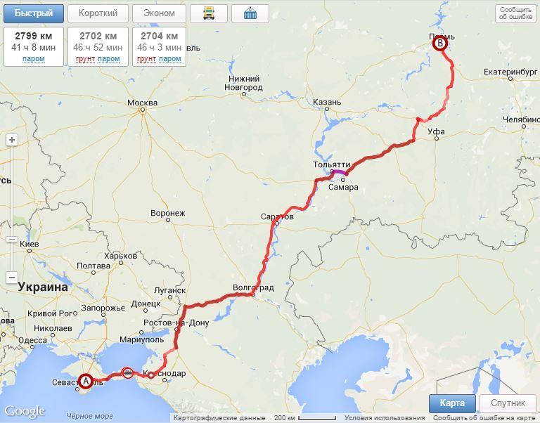 грузоперевозки Рязань Симферополь